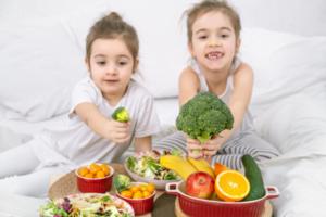 Alimentatia recomandata copiilor pe perioada verii